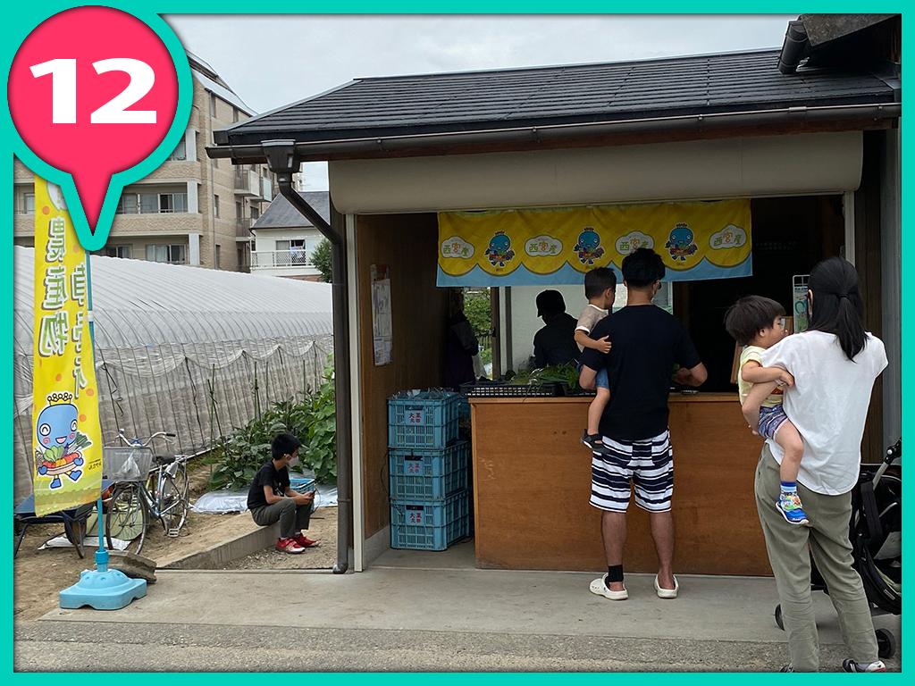 雅章さん家の野菜直売所